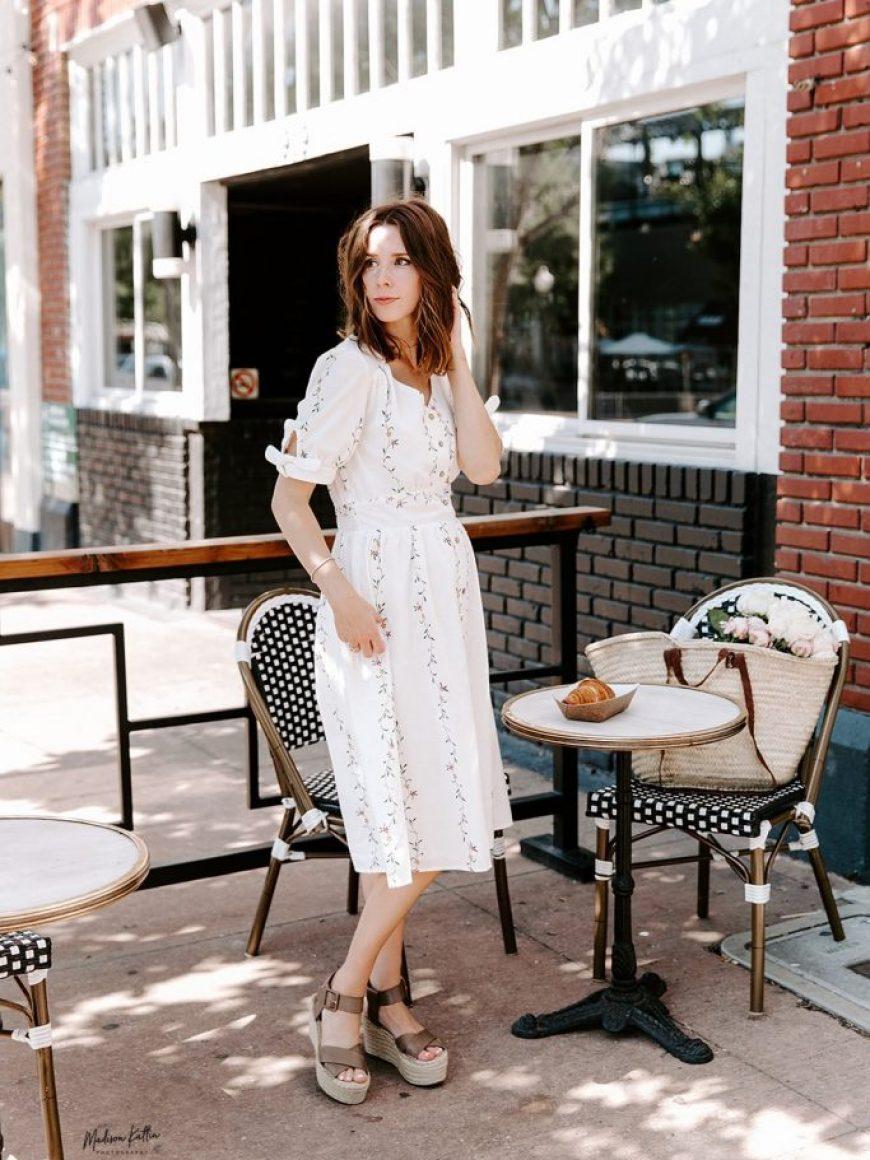 Hillary Wortham - fashion blogger